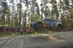 「ポロR WRC」が、ラリー・フィンランドで今季7勝目を達成!